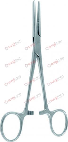 """BABY-KELLY Haemostatic Forceps 14 cm, 5½"""" straight"""