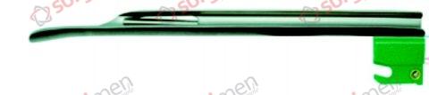 ECONOMY MILLER F.O. Blades with non-replaceable Fiber Optik Children Fig 2 I 88 mm