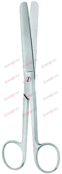 "LANGE Bandage Scissors 19 cm, 7½"""