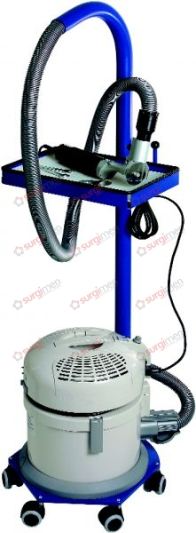 Complete Set Power plaster saw & vacuum engine Technical data: Vacuum motor working power 1100 W (max 1450 W) Maximum total power 1600 W Infinetely setting 500 W - 1100 W Maximum vacuum capacity (motor) 2100 mm H2O Actual vaccum capacity 1900 mm H2O Maxim