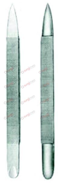 Nail file 12 cm, 4 /4