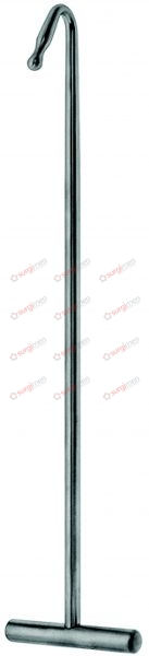 "BRAUN Decapitating hook 32,5 cm, 12 ¾"""