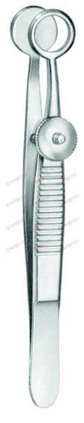 "AYER Chalazion forceps 9 cm, 3½"""