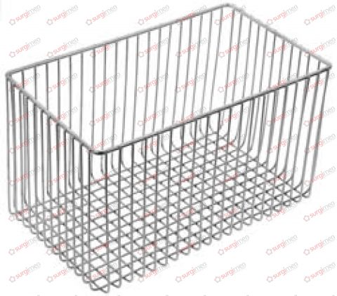 Brush collecting basket 250 x 150 x 150 mm